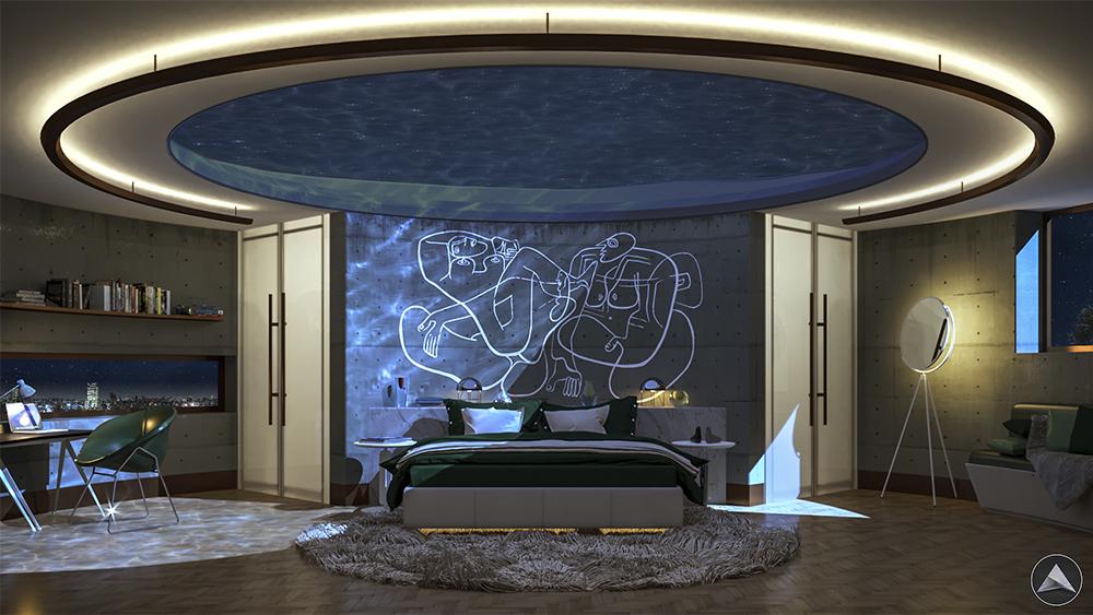 WaterRoom_Alvaro de la Cruz Arquitectura y Diseño