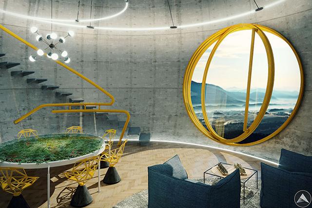 OmniHouse_Alvaro de la Cruz Arquitectura y Diseño