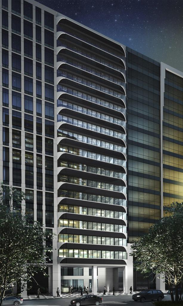 Office Building Avda Presidente Vargas_Alvaro de la Cruz Arquitectura y Diseño