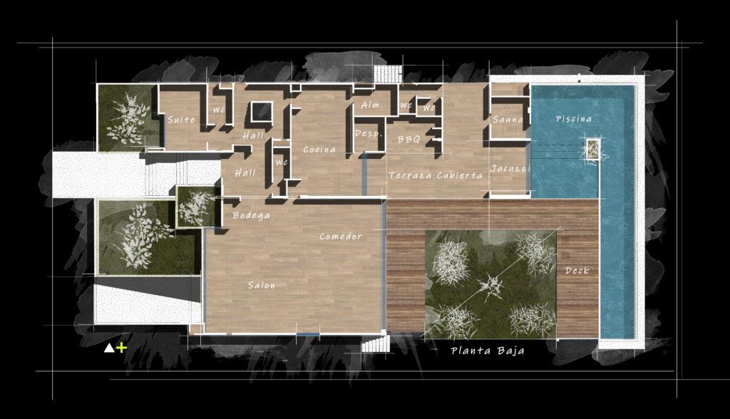 werk malibu_Alvaro de la Cruz Arquitectura y Diseño