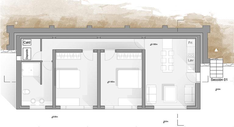 Villa Gredos_Alvaro de la Cruz Arquitectura y Diseño