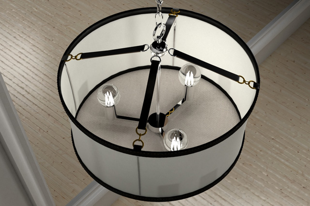 Ralph Lauren Lamp_3D Model