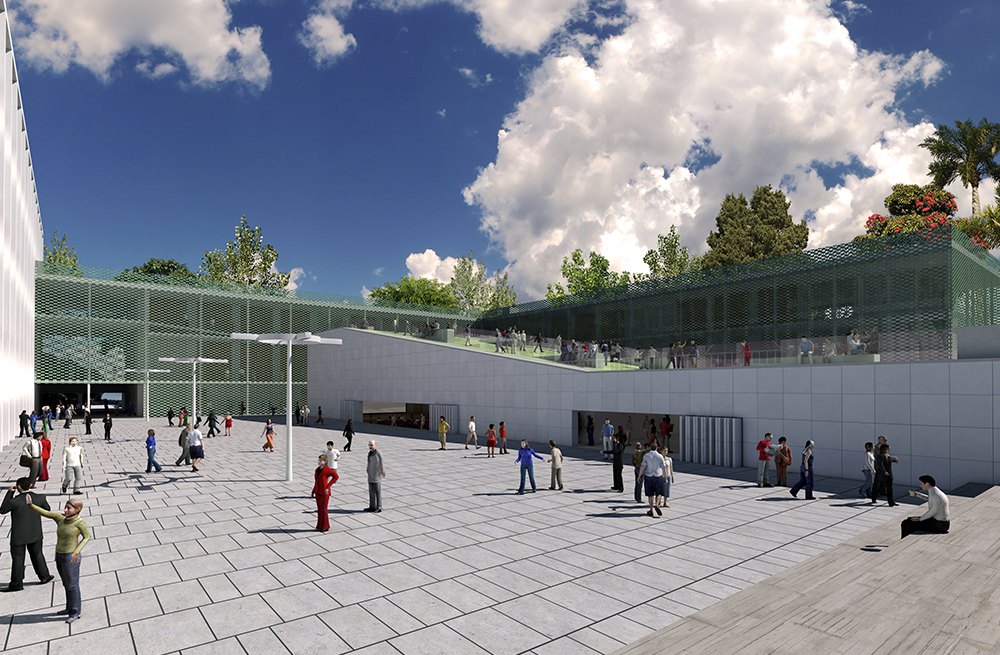 Universidad Sevilla_Alvaro de la Cruz Arquitectura y Diseño