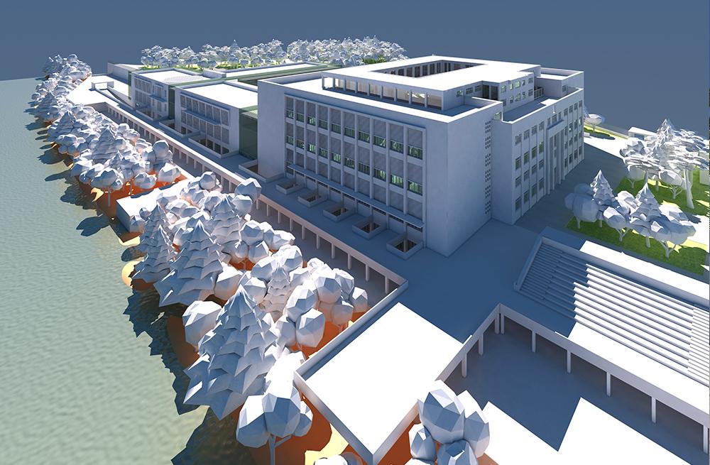 Universidad de Sevilla_Alvaro de la Cruz Arquitectura y Diseño